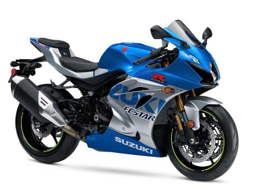 2021 Suzuki GSX-R1000R 100th Anniversary First Look