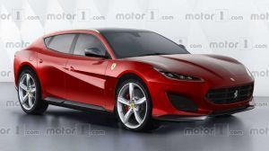 Ferrari Purosangue SUV Details Revealed Destined For 2022