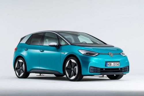 Volkswagen Unveils All-Electric ID.3 With As Much As 550km Of Range