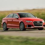 2017 Audi RS3 - Instrumented Test