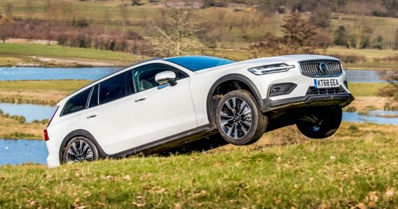 Why The Volvo V60 Cross Country Is The Only 'Acceptable' Crossover