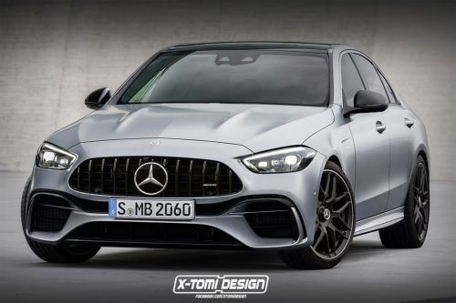 Next Mercedes-AMG C 63 S Could Hit 100 km/h In 3.3 Seconds