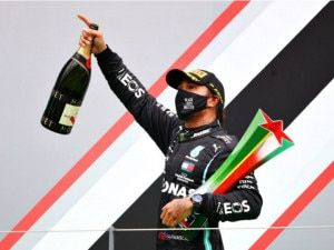 Motorsport Roundup Record Breaking F1 Portugal GP Title Race Twists At MotoGP Teruel Formula E 202021 Calendar Kush Maini And More