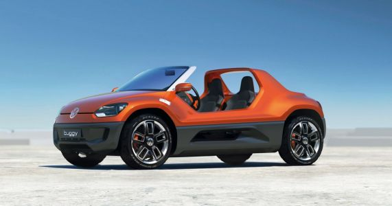Volkswagen Is Planning An Electric 'Beach Buggy'
