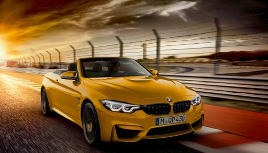 BMW Celebrate 30 Years Of Open-Top High Performance Range With M4 Convertible Edition 30 Jahre