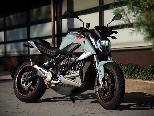 2020 Zero Motorcycles SR/F Review Photo Gallery