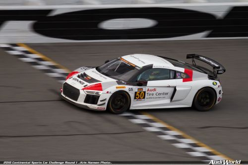 Continental Tires Sports Car Challenge - Rolex 24 Hours