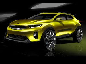 Kia QYI Sonet Compact SUV Spied Testing Ahead Of Its Debut At The Auto Expo 2020
