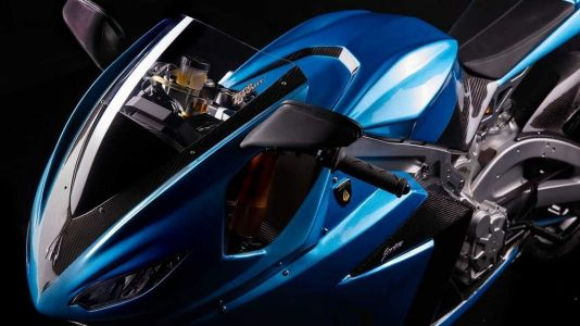 Lightning Strike Electric Motorcycle First Look