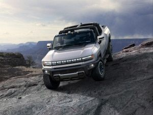 Could The 1000PS GMC Hummer EV Pick Up Where Its Predecessors Left Off
