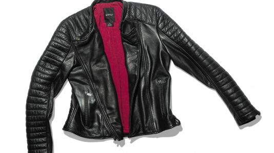 This Might Be The Best Women's Leather Motorcycle Jacket