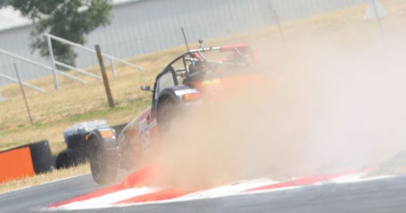 Why Learning A New Track During A Qualifying Session Is A Dumb Idea