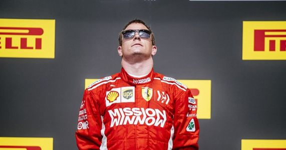 Raikkonen's Five Year Win Gap Isn't F1's Longest