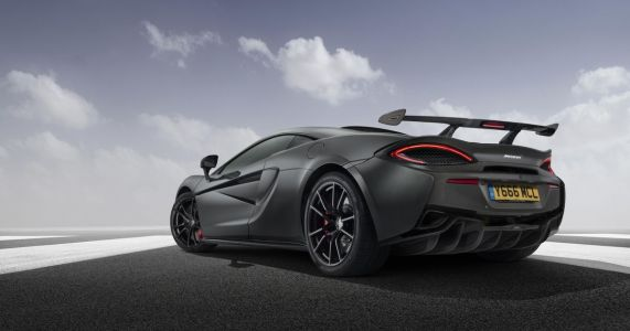 McLaren Will Now Sell You A Big Wing For Your 570S
