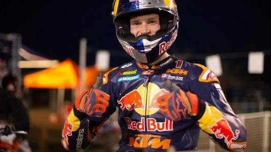 Red Bull KTM American Flat Track Singles Team First Look