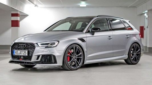 ABT Continues on Tear with 464 HP RS3 Sportback