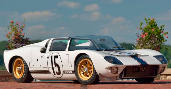 One Of Two Surviving Ford GT40 Roadsters Is Being Auctioned And We Want It