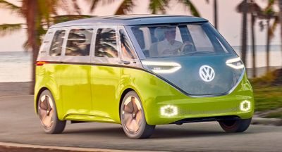 All-Electric Microbus Coming As Part Of Volkswagen's 'ID' Range
