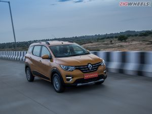 Renault Triber MPV To Launch On August 28 Bookings To Commence On August 17