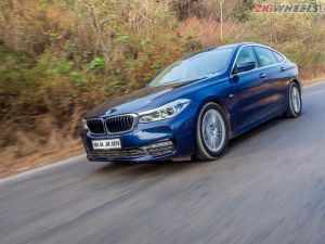 BMW 6 Series Gran Turismo Road Test Review