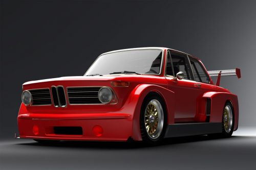 Gruppe5 Motorsports Building A $1 Million 803 HP BMW 2002