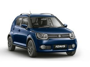2019 Maruti Suzuki Ignis Launched Gets Roof Rails New Safety Tech