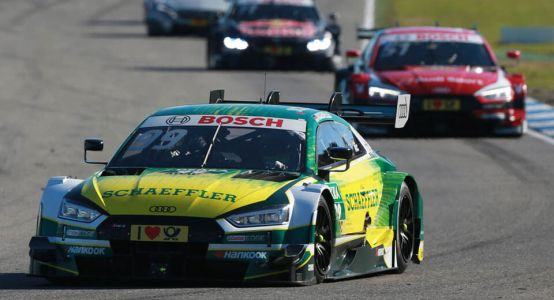 Audi Locked Out All Three DTM Titles This Season