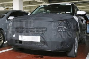 Hyundai QXi New Spy Pics Reveal LED Taillamps