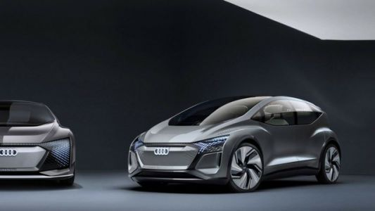 Audi's City Car of the Future Will Have Living Plants
