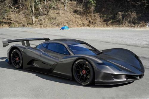 Aspark Owl Electric Hypercar Did 0 to 100 KM/H In Under 2 Seconds