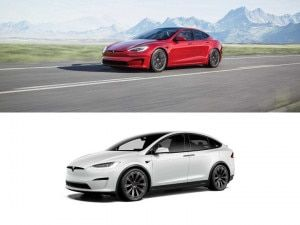 India-bound Tesla Model S And Model X Facelift Revealed New Interiors Overhauled Powertrain Lineups And More