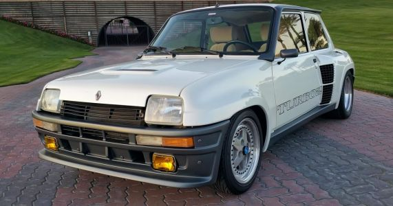 Fancy Buying A Renault 5 Turbo Powered By A Rotary Engine?