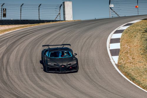 The Bugatti Chiron Pur Sport Looks Seriously Fast