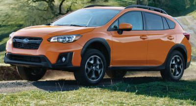 Subaru Prices All-New 2018 Crosstrek From $21,795