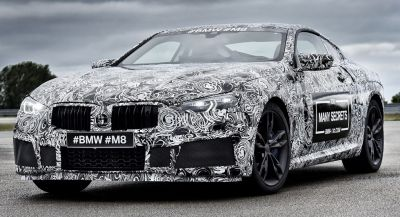 BMW M8 Could Be Even More Powerful Than The M5