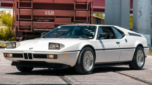 This BMW M1 With 12,000 km Will Set You Back R11 Million