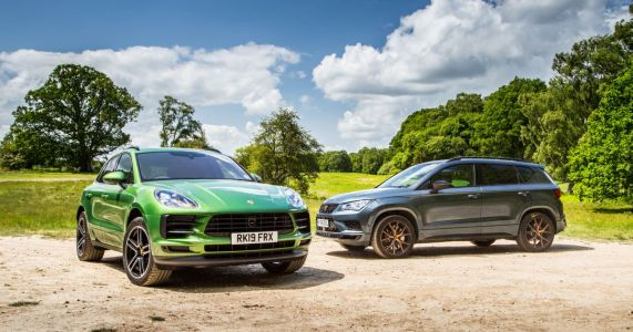 Can The Cupra Ateca Cut It As A Porsche Macan Alternative?