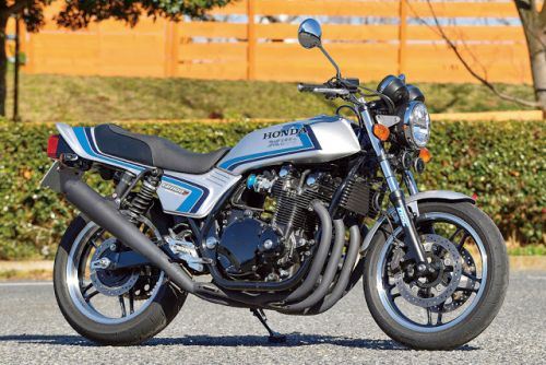 Honda CB 1100 Project F+ by WithMe