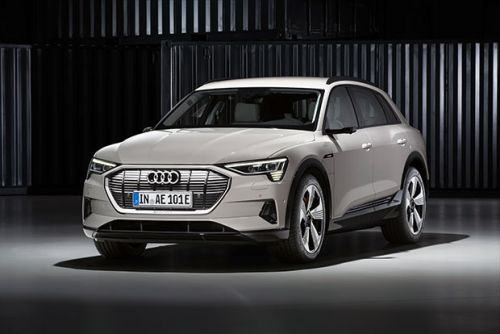 Audi Unveils the E-Tron, Its First of 10 All-Electric Vehicles