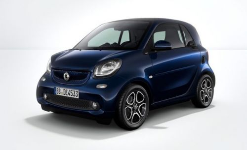 Little Car Blue: 2018 Smart Fortwo Gets a 10th-Anniversary Edition