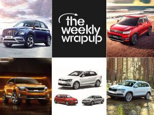 Hyundai Venue Mild Hybrid Kia SP2i Sans Camo Skoda Karoq India Launch And More Top 5 Car News Of The Week