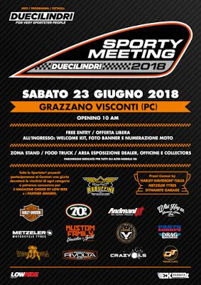 Sporty Meeting 2018 - SAVE THE DATE!