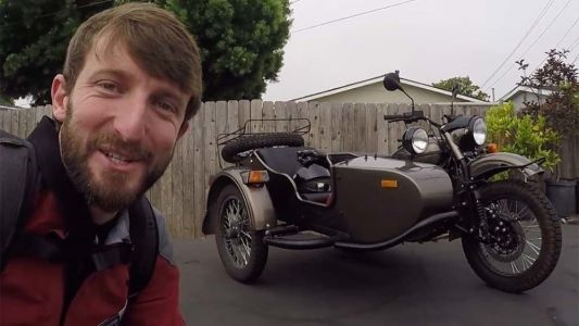 Video Commute: 2017 Ural Gear Up Sidecar