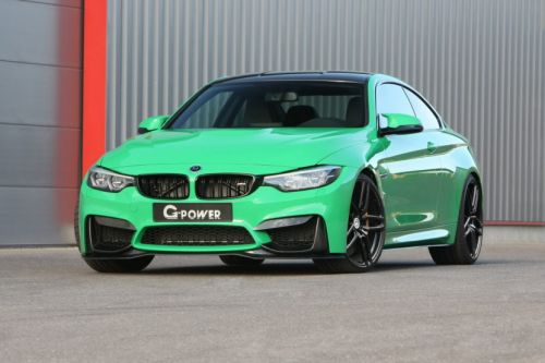 G-Power Can Crank Your BMW M3 / M4 Up To 670 hp Now