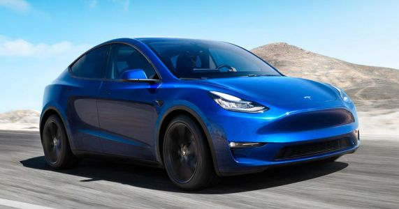 The Tesla Model Y Is Here With Seven Seats And A 300-Mile Range