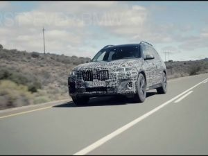 BMW X7 Gruelling Testing Journey Showcased