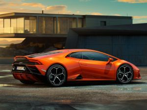 Exclusive Lamborghini Huracan EVO Spyder To Debut At Geneva Motor Show