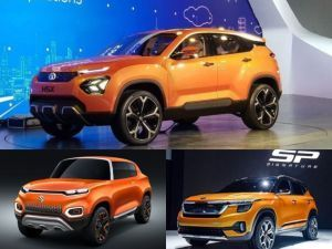 Hot Concept Cars From Auto Expo 2018 That Became Sales Hits