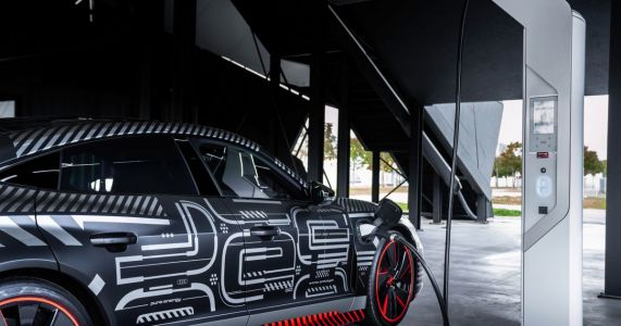 An Audi 'RS E-Tron GT' Has Already Been Confirmed