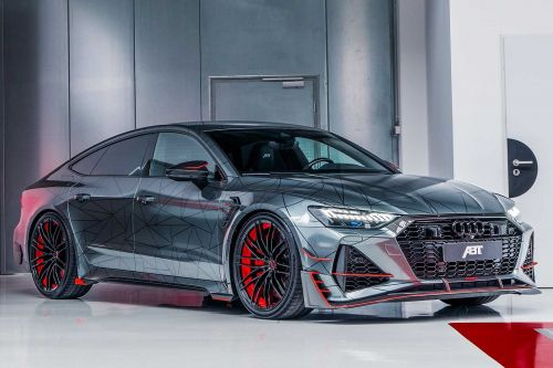 ABT Reveal Extreme Audi RS7-R Packing 730 HP